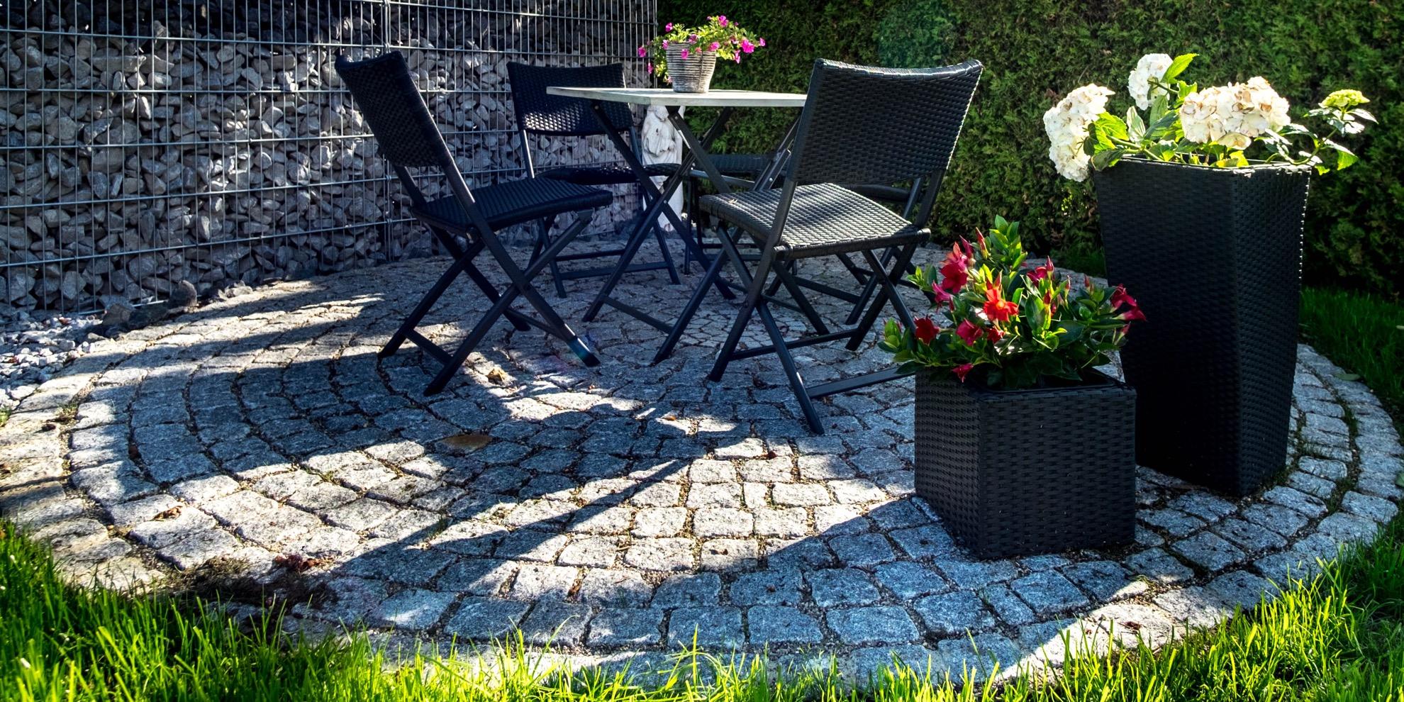 Gartengestaltung dumke for Gartengestaltung vor zaun